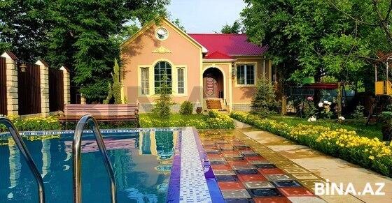 3 otaqlı ev / villa - Qəbələ - 120 m² (1)