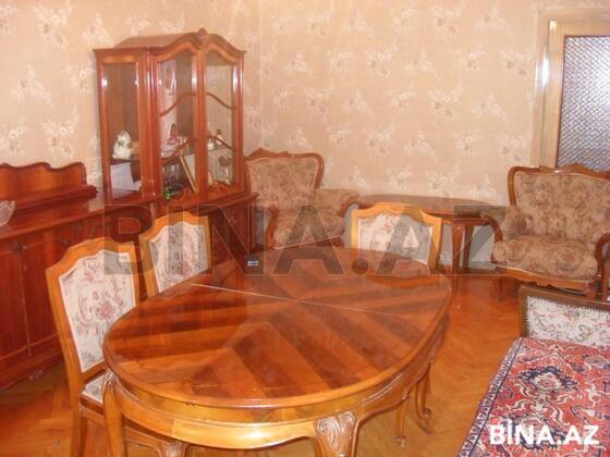 3 otaqlı köhnə tikili - Nəsimi r. - 105 m² (1)