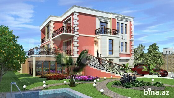 Bağ - Nardaran q. - 1200 m² (1)