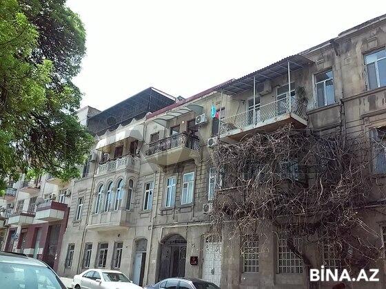 2 otaqlı köhnə tikili - Səbail r. - 40 m² (1)
