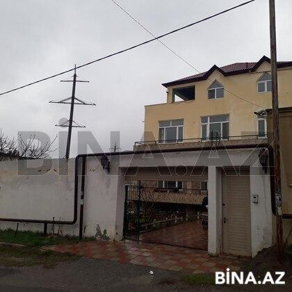 8 otaqlı ev / villa - Səbail r. - 500 m² (1)