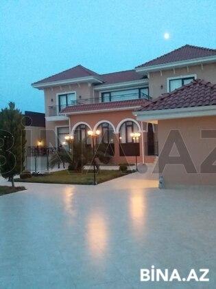 8 otaqlı ev / villa - Şüvəlan q. - 400 m² (1)