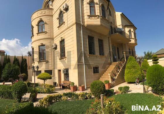 8 otaqlı ev / villa - Nəsimi m. - 500 m² (1)