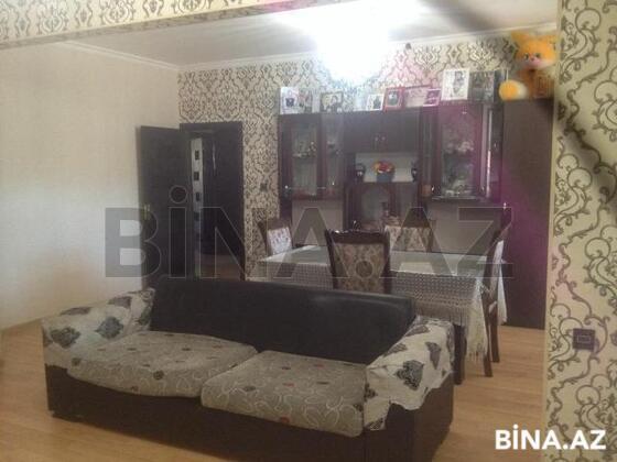 4 otaqlı köhnə tikili - Yeni Yasamal q. - 114 m² (1)