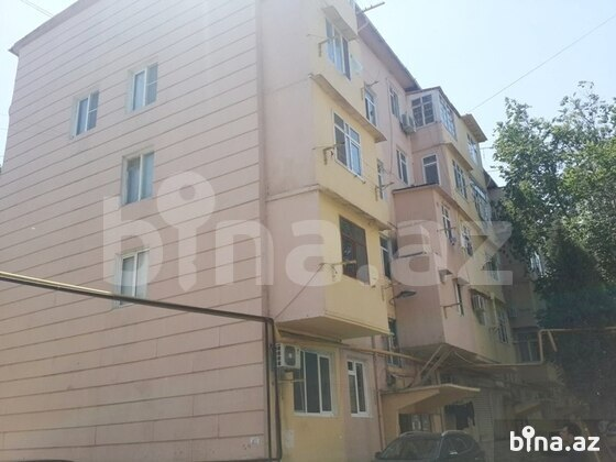2 otaqlı köhnə tikili - Nəriman Nərimanov m. - 35 m² (1)