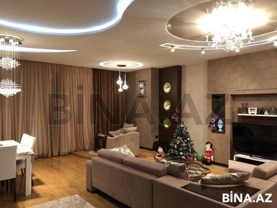 4 otaqlı yeni tikili - Nizami m. - 185 m² (1)