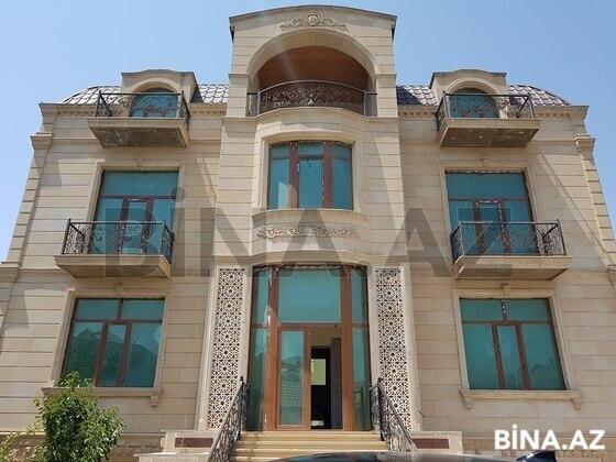 8 otaqlı ev / villa - Səbail r. - 950 m² (1)