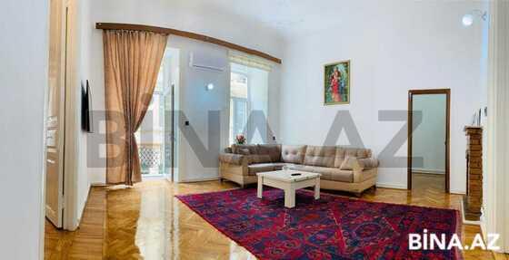 4 otaqlı köhnə tikili - Sahil m. - 85 m² (1)