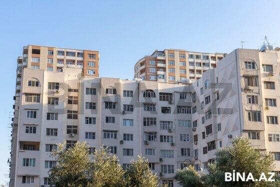 4 otaqlı köhnə tikili - Şah İsmayıl Xətai m. - 104 m² (1)
