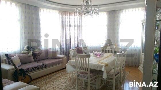 4 otaqlı yeni tikili - Qara Qarayev m. - 161 m² (1)