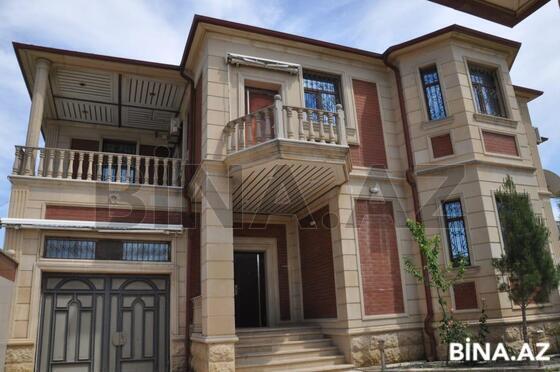 5 otaqlı ev / villa - M.Ə.Rəsulzadə q. - 350 m² (1)