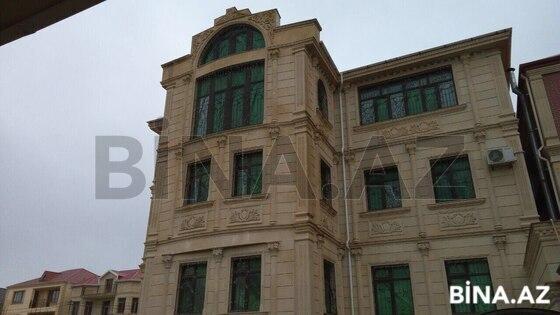 8 otaqlı ev / villa - Səbail r. - 580 m² (1)