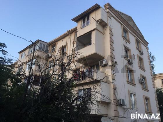1 otaqlı köhnə tikili - Nizami m. - 36 m² (1)
