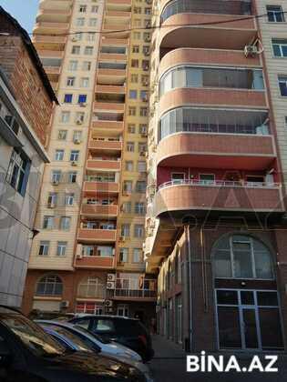 4 otaqlı yeni tikili - Memar Əcəmi m. - 160 m² (1)