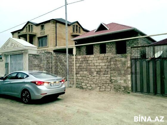 3 otaqlı ev / villa - Dədə Qorqud q. - 100 m² (1)