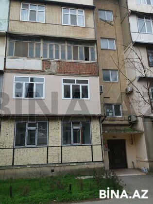 4 otaqlı köhnə tikili - Qara Qarayev m. - 110 m² (1)