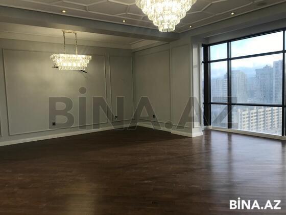 4 otaqlı yeni tikili - Şah İsmayıl Xətai m. - 244 m² (1)