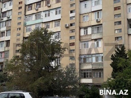 4 otaqlı köhnə tikili - Həzi Aslanov m. - 110 m² (1)