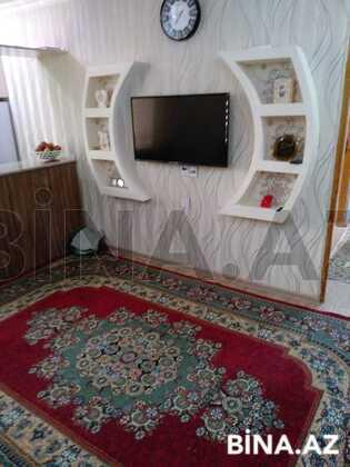 3 otaqlı köhnə tikili - Nəsimi m. - 53 m² (1)