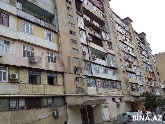 4 otaqlı köhnə tikili - Gənclik m. - 120 m² (1)