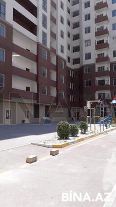 3 otaqlı yeni tikili - İnşaatçılar m. - 125 m² (1)