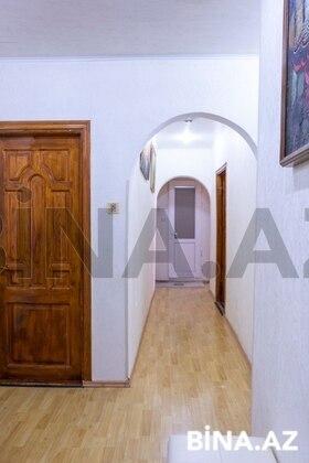 4 otaqlı köhnə tikili - Şah İsmayıl Xətai m. - 115 m² (1)