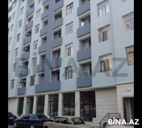 3 otaqlı yeni tikili - İnşaatçılar m. - 91 m² (1)