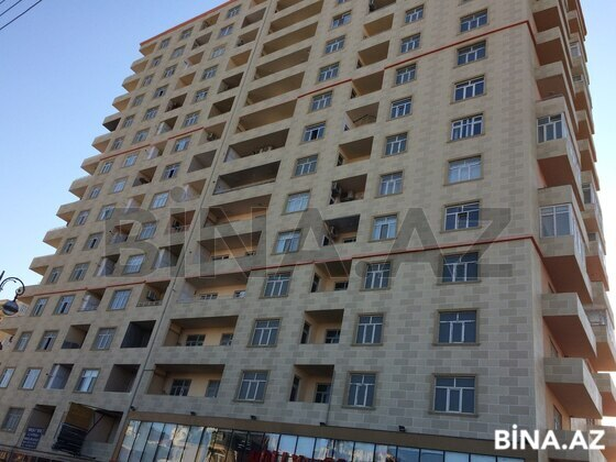 1 otaqlı yeni tikili - Səbail r. - 66 m² (1)