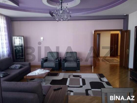 3 otaqlı yeni tikili - Elmlər Akademiyası m. - 145 m² (1)