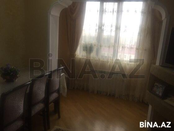 3 otaqlı köhnə tikili - Bakıxanov q. - 84 m² (1)