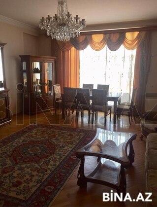 3 otaqlı yeni tikili - Şah İsmayıl Xətai m. - 125 m² (1)