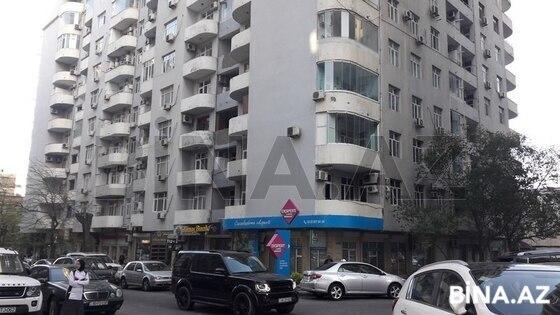 3 otaqlı yeni tikili - Nizami m. - 120 m² (1)