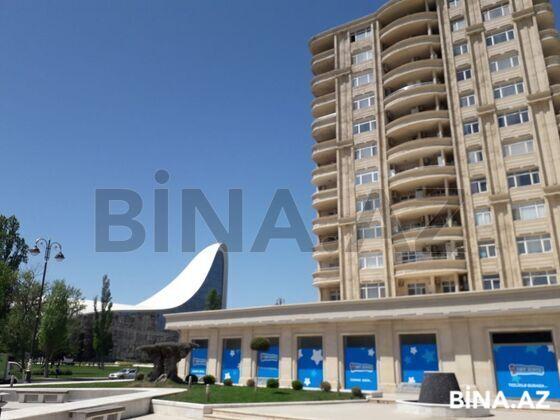 3 otaqlı yeni tikili - Nəriman Nərimanov m. - 170 m² (1)