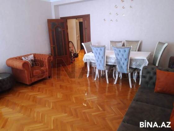 3 otaqlı yeni tikili - Bakıxanov q. - 110 m² (1)