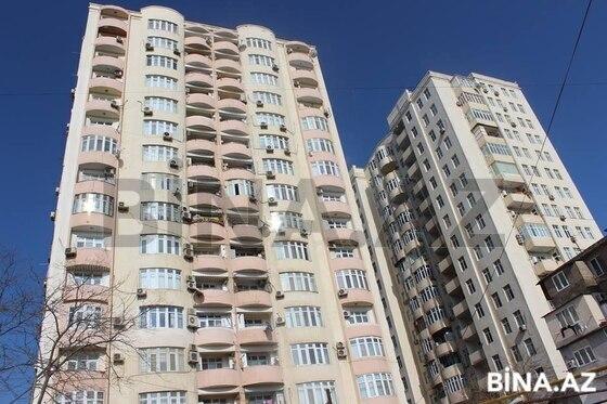 3 otaqlı yeni tikili - Həzi Aslanov m. - 95 m² (1)