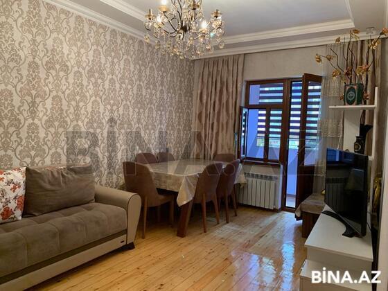 2 otaqlı köhnə tikili - Əhmədli q. - 60 m² (1)