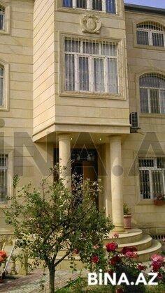 9 otaqlı ev / villa - Dərnəgül m. - 450 m² (1)