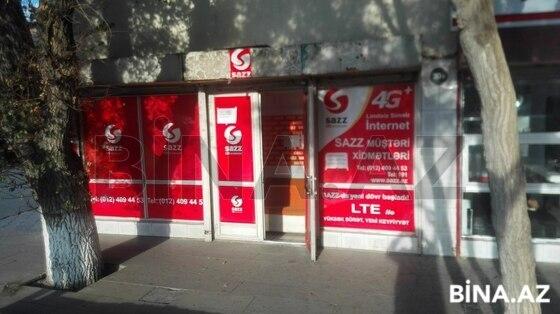 1 otaqlı ofis - Gənclik m. - 6.5 m² (1)