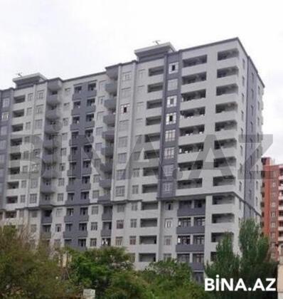 3 otaqlı yeni tikili - İnşaatçılar m. - 108 m² (1)