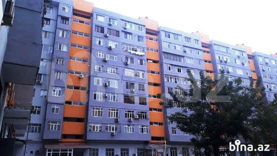 3 otaqlı köhnə tikili - Gənclik m. - 105 m² (1)