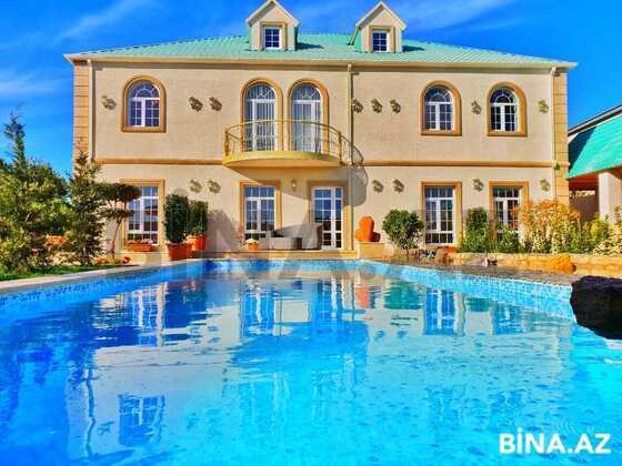 Bağ - Mərdəkan q. - 440 m² (1)