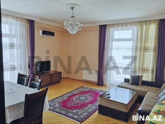 3 otaqlı yeni tikili - Nəriman Nərimanov m. - 155 m² (1)