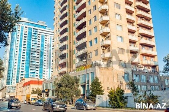 3 otaqlı yeni tikili - Şah İsmayıl Xətai m. - 120 m² (1)