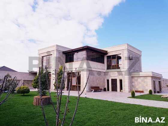 Bağ - Şüvəlan q. - 490 m² (1)