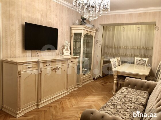 2 otaqlı köhnə tikili - Nərimanov r. - 47 m² (1)