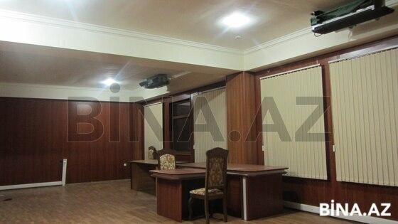 16 otaqlı ofis - Şah İsmayıl Xətai m. - 755.5 m² (1)