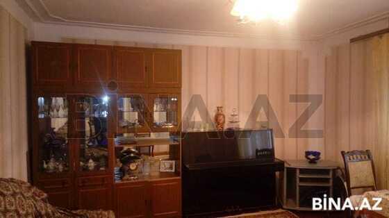 4 otaqlı köhnə tikili - Şah İsmayıl Xətai m. - 110 m² (1)
