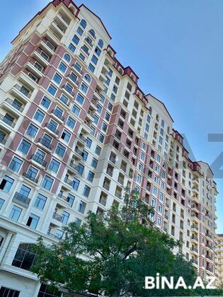 3 otaqlı yeni tikili - Nəriman Nərimanov m. - 154 m² (1)