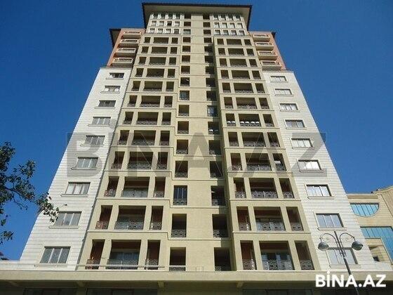4 otaqlı yeni tikili - Nərimanov r. - 205 m² (1)