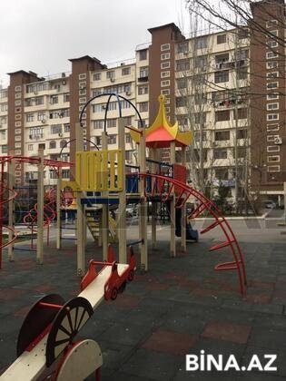 4 otaqlı köhnə tikili - Memar Əcəmi m. - 90 m² (1)